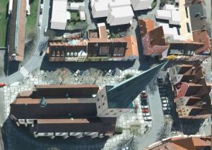 3D-Stadtmodell